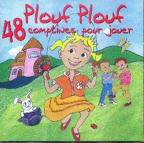 Plouf ! 48 Comptines pour jouer