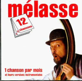 Commander le CD de Melasse