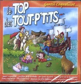 Top des tout-petits vol 1