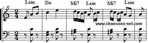 chanson rencontre mp3